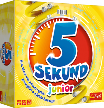 GAME - 5 Seconds junior SK / PATCH